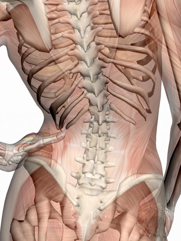 Rücken-und Gelenkschmerzen durch Fehlhaltung