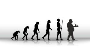 Übergewicht - eine Zivilisationskrankheit