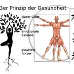 das 3er Prinzip der Gesundheit