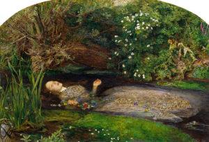 Zum Thema Tod: Von John Everett Millais