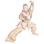 Harmonie des weiblichen Zyklus: daoistische Übungen