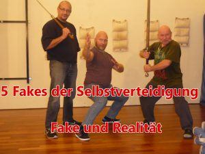 5 Fakes der Selbstverteidigung